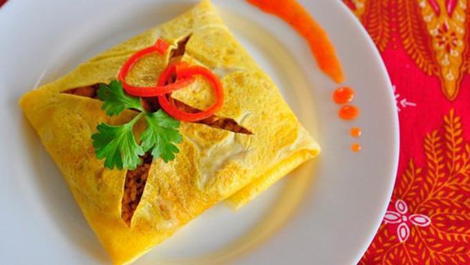Resep Membuat Nasi Goreng Pattaya Rumahan