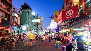 Khao San Road - Surga Berbelanja Bagi Traveler Backpaker Di Thailand