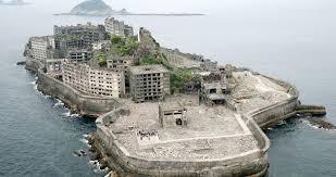 Pulau Hashima, Pulau Paling Angker Di Jepang